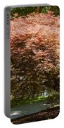 Japanese Maple Portable Battery Charger