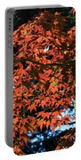 Japanese Maple Canopy Portable Battery Charger
