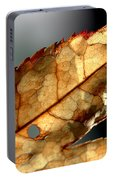 Japanese Maple Leaf Brown - 4 Portable Battery Charger