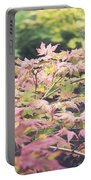 Japanese Maples Portable Battery Charger