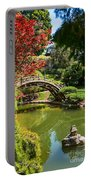 Japanese Spring - The Japanese Garden Of The Huntington Library. Portable Battery Charger