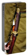 Japanese Sword Ww II Portable Battery Charger by Thomas Woolworth