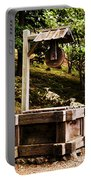 Japanese Tea Garden Well Portable Battery Charger