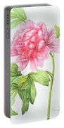 Japanese Tree Peony Portable Battery Charger