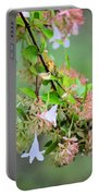 Japonica In Autumn Portable Battery Charger