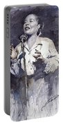 Jazz Billie Holiday Lady Sings The Blues Portable Battery Charger