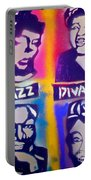 Jazz Divas  Portable Battery Charger