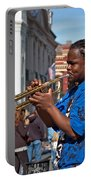 Jazz Man Portable Battery Charger