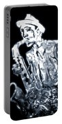 Jazz Notes Portable Battery Charger