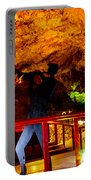 Jazz On The Caverns Portable Battery Charger