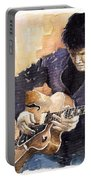 Jazz Rock John Mayer 02 Portable Battery Charger