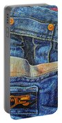 Jean Junkie Portable Battery Charger