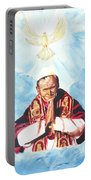 Jean Paul II Portable Battery Charger