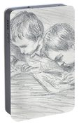 Jean Pierre Hoschede And Michel Monet Portable Battery Charger
