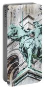 Jeanne D'arc Portable Battery Charger