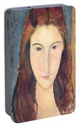 Jeanne Hebuterne Portable Battery Charger