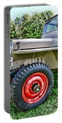 Jeep Willys Ww2 Portable Battery Charger