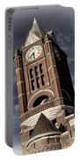 Jefferson County Courthouse Clock Tower Portable Battery Charger