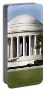 Jefferson Memorial Portable Battery Charger