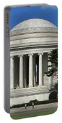 Jefferson Memorial Washington Portable Battery Charger