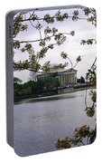 Jefferson Through The Trees Portable Battery Charger