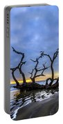 Jekyll Island Seascape Portable Battery Charger