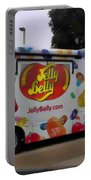 Jelly Belly On Wheels Portable Battery Charger