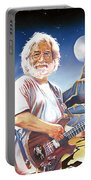 Jerry Garcia Live At The Mars Hotel Portable Battery Charger
