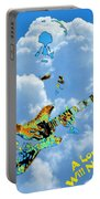 Jerry In The Sky With Love Portable Battery Charger