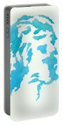 Jesus Profile Portable Battery Charger