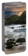 Jesus' Sunset Portable Battery Charger