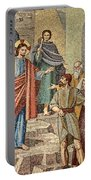 Jesus Visit Portable Battery Charger