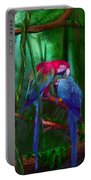 Jewels Of The Jungle Portable Battery Charger