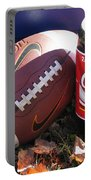 Jim Beam Coke And Football Portable Battery Charger