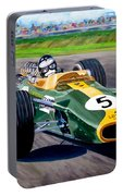 Jim Clark Portable Battery Charger