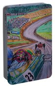 Jim Clark The King Of Spa Portable Battery Charger