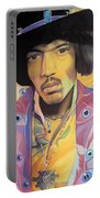 Jimi Hendrix Eyes Portable Battery Charger