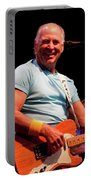 Jimmy Buffett 5626 Portable Battery Charger by Timothy Bischoff