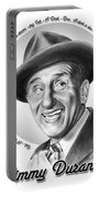 Jimmy Durante Portable Battery Charger