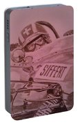 Jo Siffert And His Brabham Bt11 Portable Battery Charger