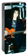 Joan Jett Portable Battery Charger