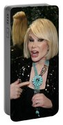 Joan Rivers Portable Battery Charger