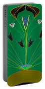 Jocelyn's Flower Portable Battery Charger