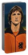 Johan Cruyff Oranje Portable Battery Charger