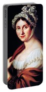 Johanna Wagner (1774-1848) Portable Battery Charger