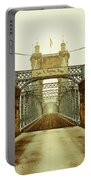 John A. Roebling Bridge Portable Battery Charger