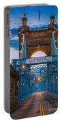 John A. Roebling Suspension Bridge Portable Battery Charger