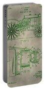 John Deere Patent Portable Battery Charger