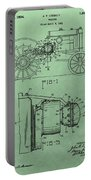 John Deere Tractor Patent Portable Battery Charger