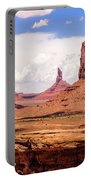 John Ford Point - Monument Valley - Arizona Portable Battery Charger